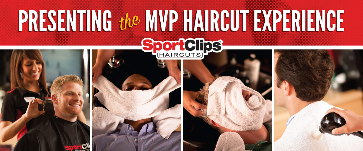 The Sport Clips Haircuts of Highlands Ranch - Town Center MVP Haircut Experience