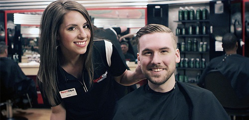 Sport Clips Highlands Ranch - Town Center​ stylist hair cut